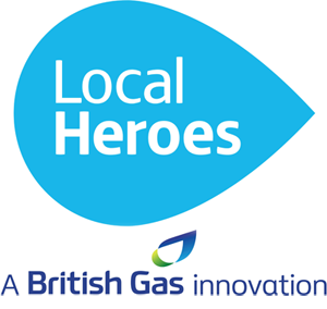 We're part of the Local Heroes network